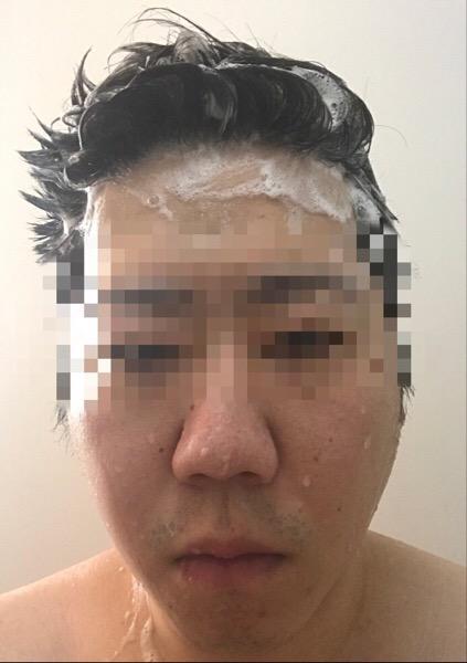 2年会ってないがお客様を引き継いで頂いた信頼する大阪の友人の美容師。